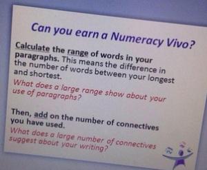 numeracy argh