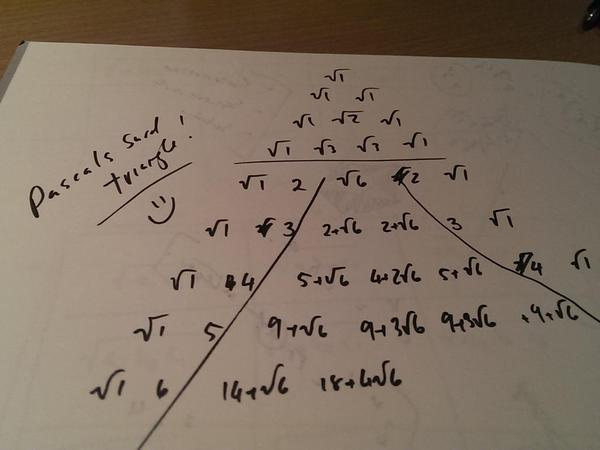 GRAMMAR CHECK......! The rigor of the coursework, I believe, is critical to me becoming the best mathematician?